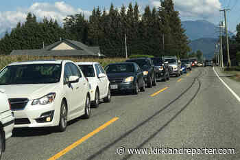 Summer vehicle travel projected to decrease this... - Kirkland Reporter