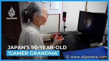 Japan's 90-year-old 'Gamer Grandma' | Science & Technology - Aljazeera.com