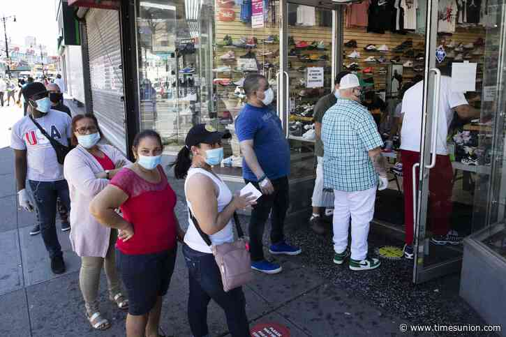 New York City cleared for phase three Monday - but with no indoor dining