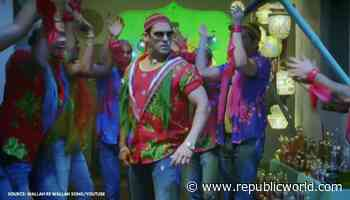 Salman Khans special appearance in Tees Maar Khan; Watch BTS of Wallah Re Wallah - Republic World - Republic World