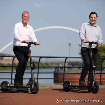 First UK e-scooter trial set for Tees Valley - North East Times
