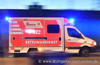 Unfall bei Bietigheim-Bissingen - 21-jähriger Motorradfahrer schwer verletzt - Stuttgarter Nachrichten