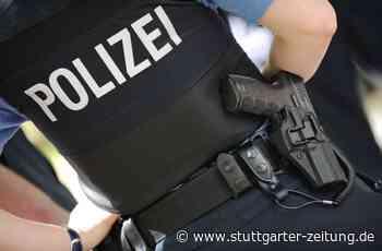 Bietigheim-Bissingen - Mann wirft Schottersteine nach Verfolgern - Stuttgarter Zeitung