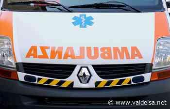 San Gimignano incidente 118 Pronto Soccorso Campostaggia - Valdelsa.net