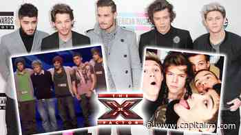 One Direction's Journey: From X Factor, Their Break-Up, To Reunion Plans - Capital FM