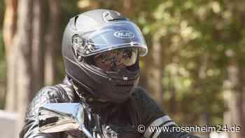 Motocross-Fahrer flüchtet quer durch Rosenheim vor der Polizei