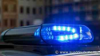 18-Jähriger rast in Nachbarhaus - Süddeutsche Zeitung