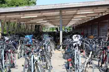 Bau beginnt: Mehr Platz für Fahrräder am Bahnhof Falkensee - Märkische Onlinezeitung