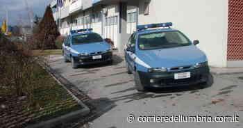 Umbria, a Umbertide litiga con la fidanzata e poi danneggia bar - Corriere dell'Umbria