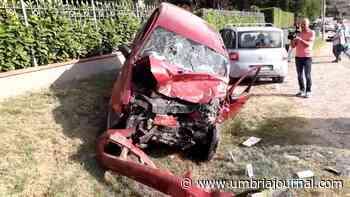 Incidente stradale a Umbertide, scontro tra due auto, morte due persone - Umbria Journal il sito degli umbri