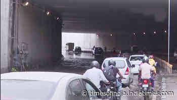 Heavy rains at many places across north India