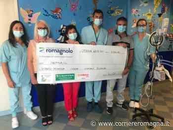 Nuova attrezzatura per la Pediatria del Bufalini di Cesena - Corriere Romagna News