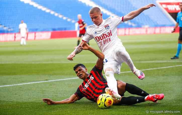OL: Garcia félicite Bard, qui « a marqué des points » face à Nice - RMC Sport