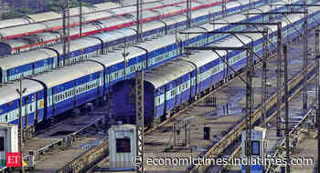 Southern Railway sets up biz unit to boost freight traffic - Economic Times
