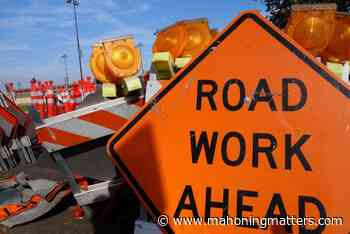 Construction update: Resurfacing will affect traffic on 422, 289 - Mahoning Matters