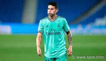 Real Madrid: James Rodriguez will weg - Wechsel für Schnäppchen-Ablöse? - SPOX