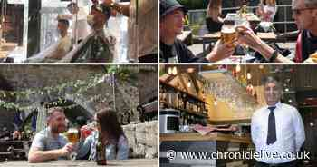 13 pictures of Durham city as pubs, restaurants and barber shops reopen