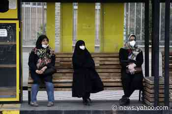 Iran mandates masks as public shrugs off resurgent virus