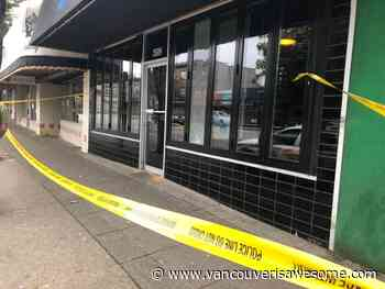 Police investigate shooting outside Burnaby hookah lounge - Vancouver Is Awesome