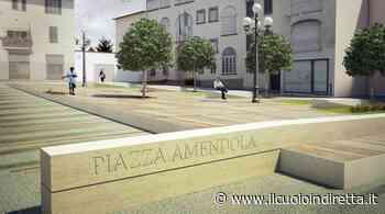 Fucecchio, aree pedonali e posti auto nella nuova piazza del comune - IlCuoioInDiretta - IlCuoioInDiretta