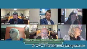 Valemount council: Public comments, more open meetings - The Rocky Mountain Goat