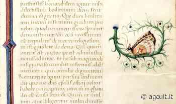 Cesena, esposti due nuovi Codici manoscritti alla Biblioteca Malatestiana - AgCult