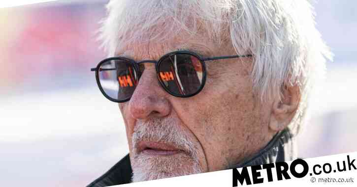 89-year-old Bernie Ecclestone says he could have two more children after welcoming his first son