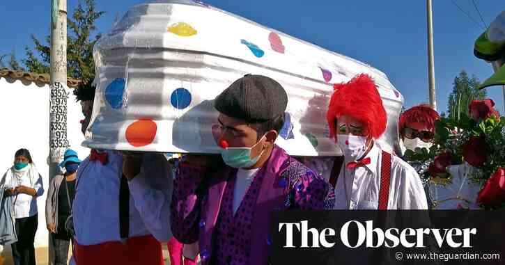 'It's a tsunami': pandemic leaves vulnerable Latin America reeling