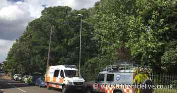 North East news LIVE: Police and mountain rescue near Saltwell Park in Gateshead