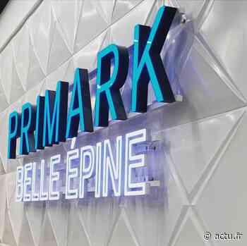 Val-de-Marne. Thiais Belle Epine : Primark a ouvert ses portes ce vendredi - actu.fr