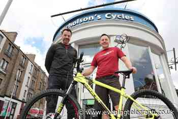 'No one was expecting such an increase in demand': Cycling shop owners discuss surge in bike use across Dundee during lockdown - Evening Telegraph
