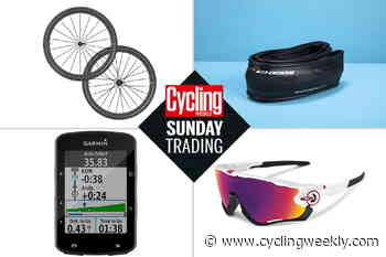 Sunday trading: Mavic Cosmic Pro Carbon wheels for less that £700 - Cycling Weekly