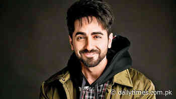 I've been a cycling enthusiast all my life: Ayushmann Khurrana - Daily Times