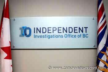 IIO concludes investigation into Courtenay shooting incident - Comox Valley Record