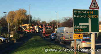 Cheshire East considers Middlewich eastern bypass land purchases - Winsford Guardian
