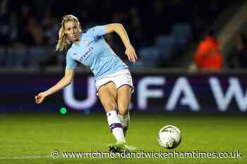 Gemma Bonner signs new Manchester City contract - Richmond and Twickenham Times