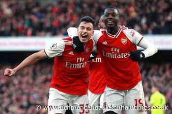 Brazilian Gabriel Martinelli agrees new contract with Arsenal - Richmond and Twickenham Times