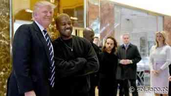 Dos palcos para a Casa Branca? É o desejo de Kanye West para 2020 - Sol