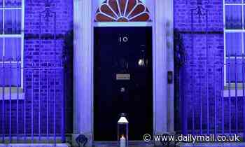 Boris Johnson meets NHS heroes as one final clap is held for health workers on NHS' 72nd birthday