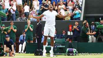 When Jo-Wilfried Tsonga Beat John Isner On Middle Sunday: 'It's Good To Be Alive' - ATP Tour
