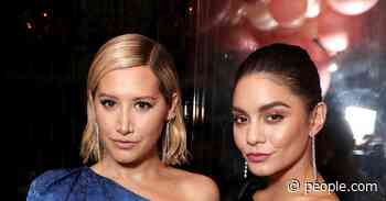 BFFs Vanessa Hudgens and Ashley Tisdale Are Renovating Their Houses Together: 'Adulthood!' - PEOPLE