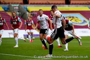 John Egan's late equaliser salvages Sheffield United point at Burnley - Wandsworth Guardian