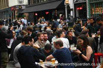 'Crystal clear' drinkers will not adhere to social distancing rules - Wandsworth Guardian