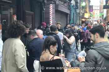 Publicans warn over crowded streets outside bars in Dublin city centre - Wandsworth Guardian