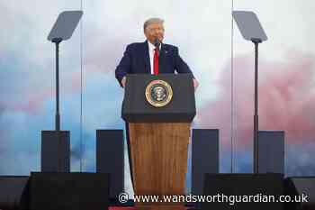 President Trump vows to 'safeguard' America's values in July Fourth speech - Wandsworth Guardian