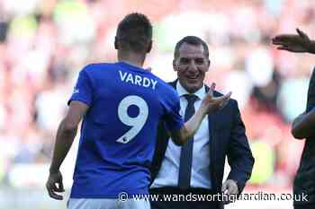 Leicester boss Brendan Rodgers lauds Jamie Vardy's 'phenomenal achievement' - Wandsworth Guardian