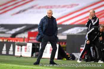 Jose Mourinho hurt by Tottenham's lack of fight at Sheffield United - Wandsworth Guardian