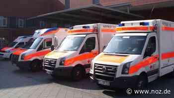 40-jährige Frau bei Motorradunfall in Nordhorn schwer verletzt - Neue Osnabrücker Zeitung