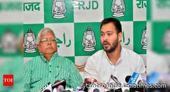 Laluji very important in the phase the country is going through, says Tejashwi Yadav at RJD's foundation day
