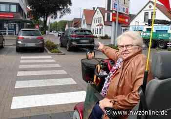 Ärger Auf Famila-Parkplatz In Ganderkesee: Wo der Fußweg einfach nicht weitergeht - Nordwest-Zeitung